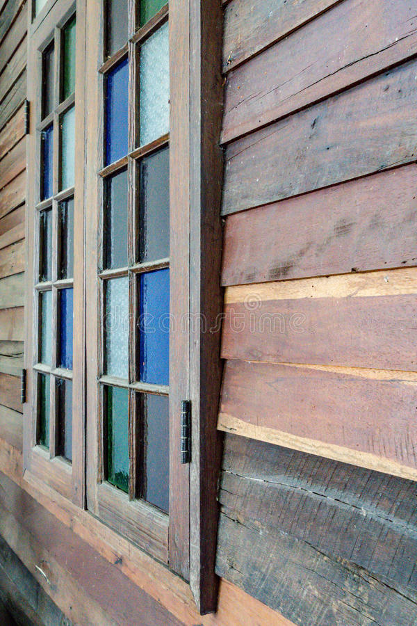 Indicadores de madeira imagem de stock royalty free