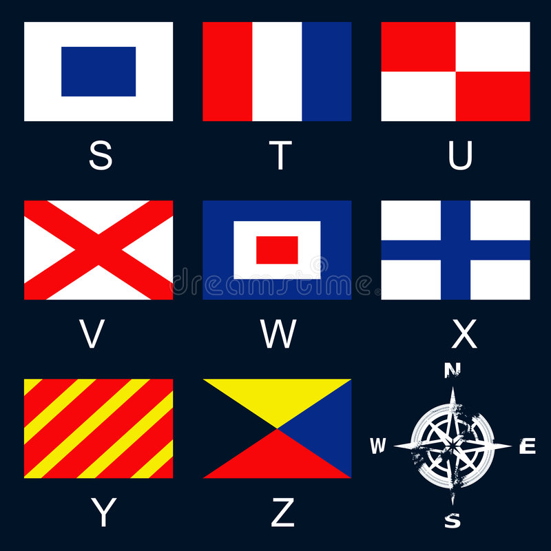 Indicadores de señal marítimos SZ libre illustration