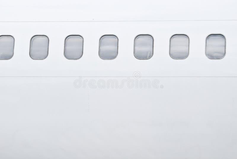 Indicadores do avião imagens de stock