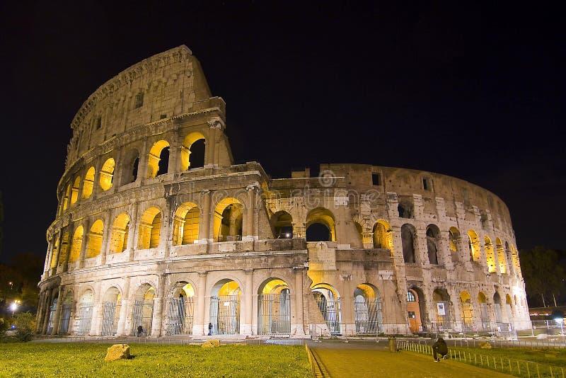 Indicadores velhos bonitos em Roma (Italy) fotos de stock