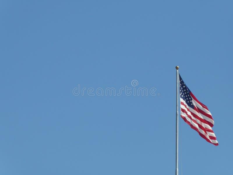 Indicateur américain photo libre de droits