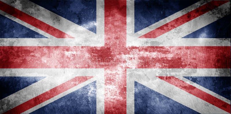 Indicateur BRITANNIQUE âgé image libre de droits