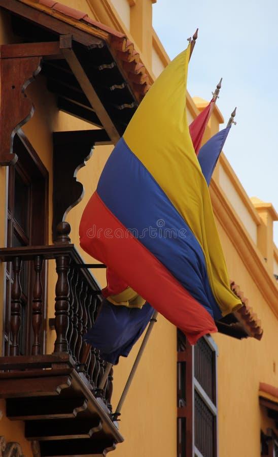 indicateur colombien photo libre de droits