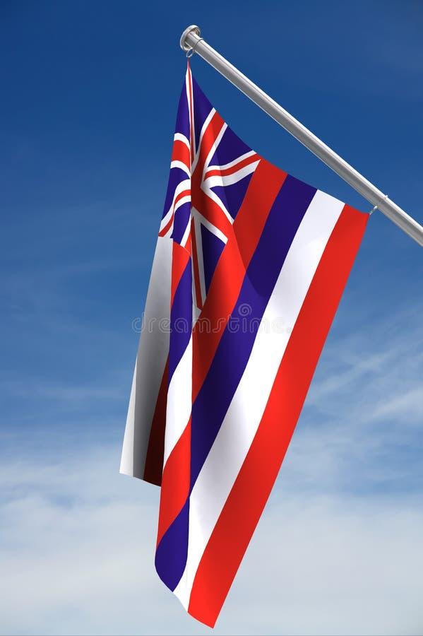 Indicateur d'Hawaï illustration de vecteur