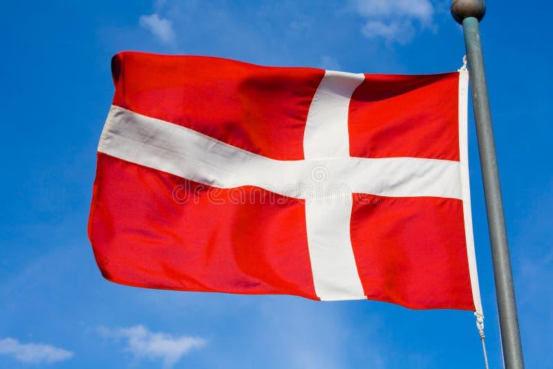 Indicateur danois photographie stock