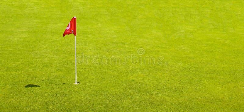 Indicateur de golf
