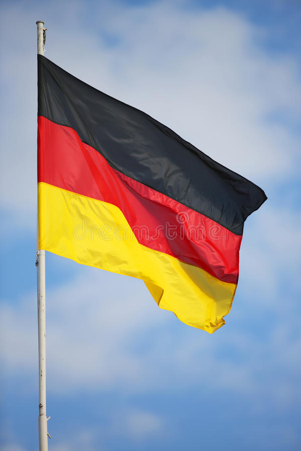 Indicateur de l'Allemagne photos stock