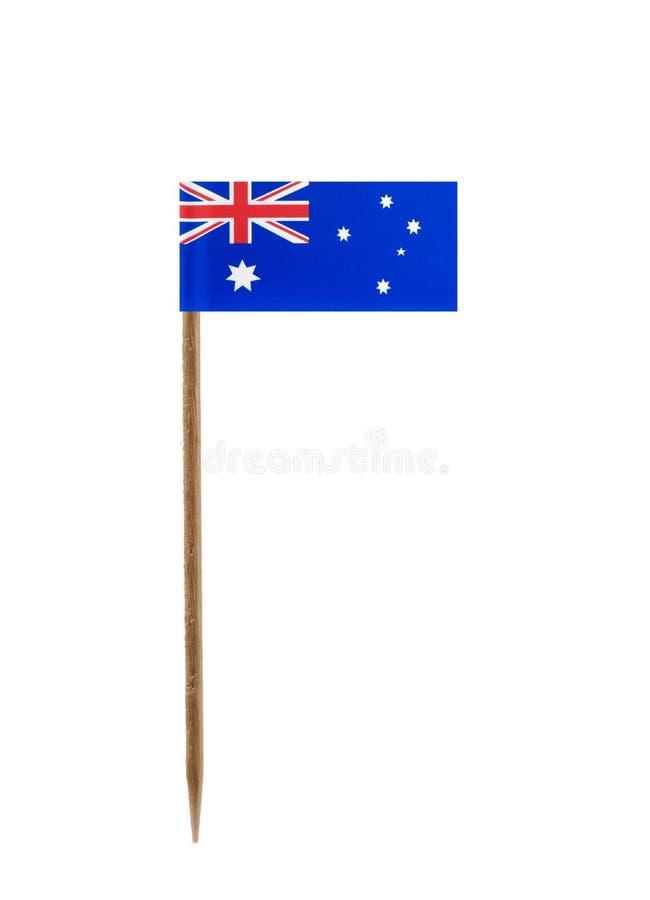 Indicateur de l'Australie images libres de droits