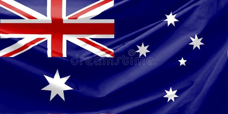 Indicateur de l'Australie illustration libre de droits