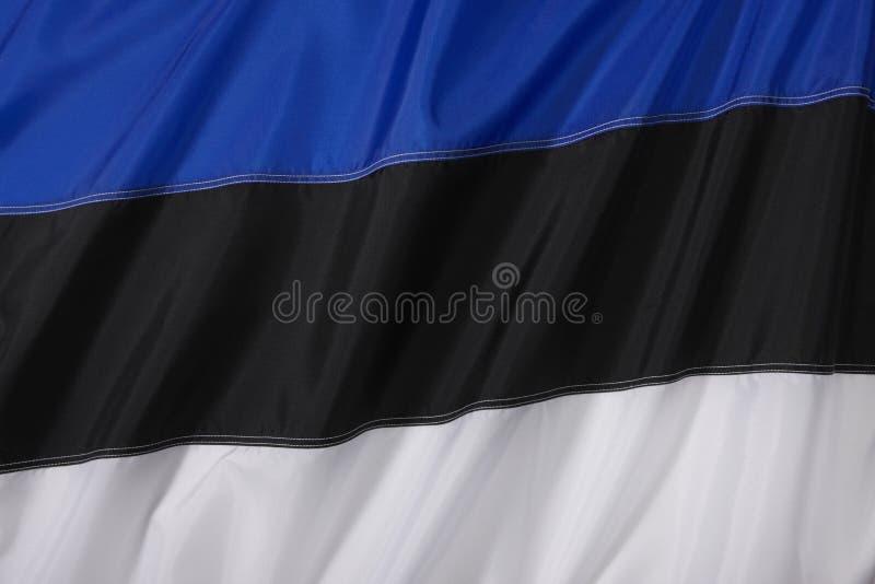 indicateur de l'Estonie photo stock