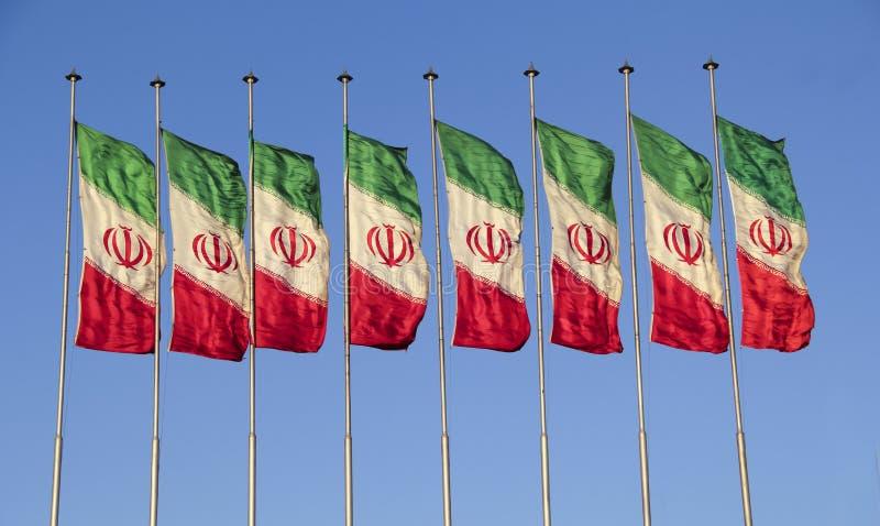 Indicateur de l'Iran images libres de droits