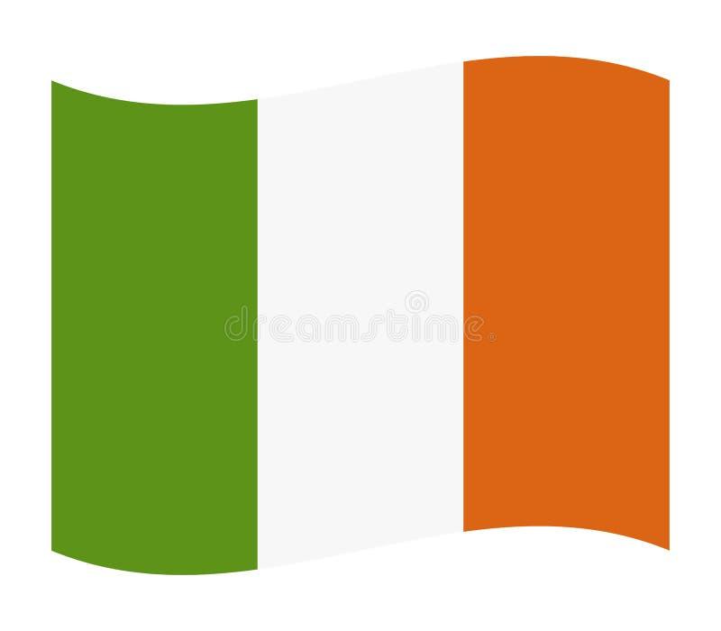 Indicateur de l'Irlande illustration libre de droits