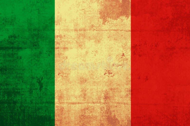 Indicateur de l'Italie illustration de vecteur