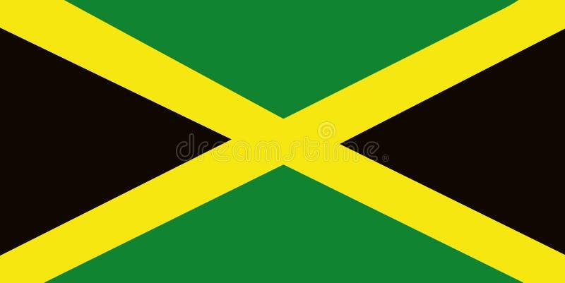 Indicateur de la Jamaïque photographie stock