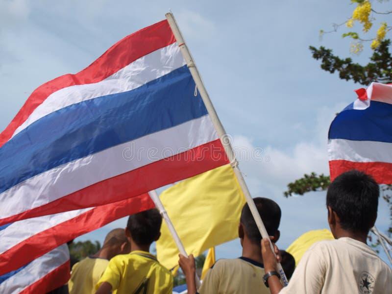 Indicateur de la Thaïlande photo libre de droits