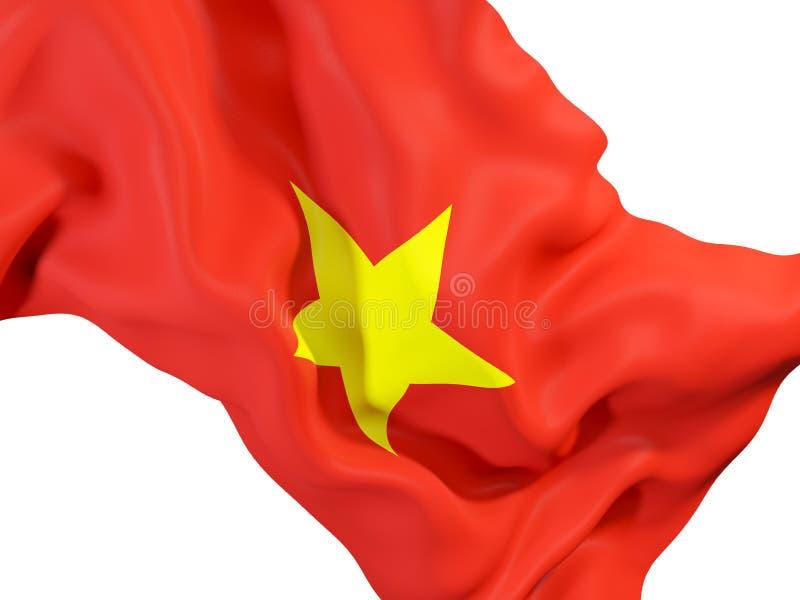 Indicateur de ondulation du Vietnam illustration libre de droits