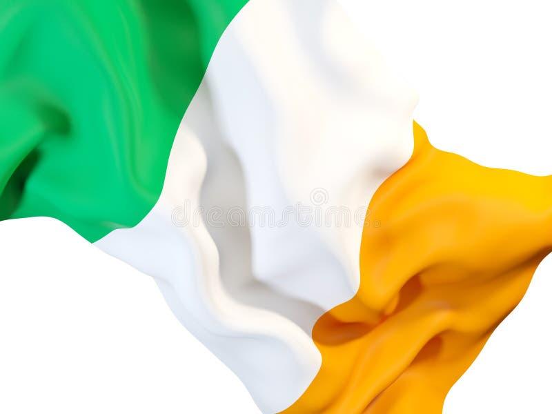 Indicateur de ondulation de l'Irlande illustration libre de droits
