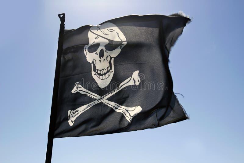 Indicateur de pirate image stock
