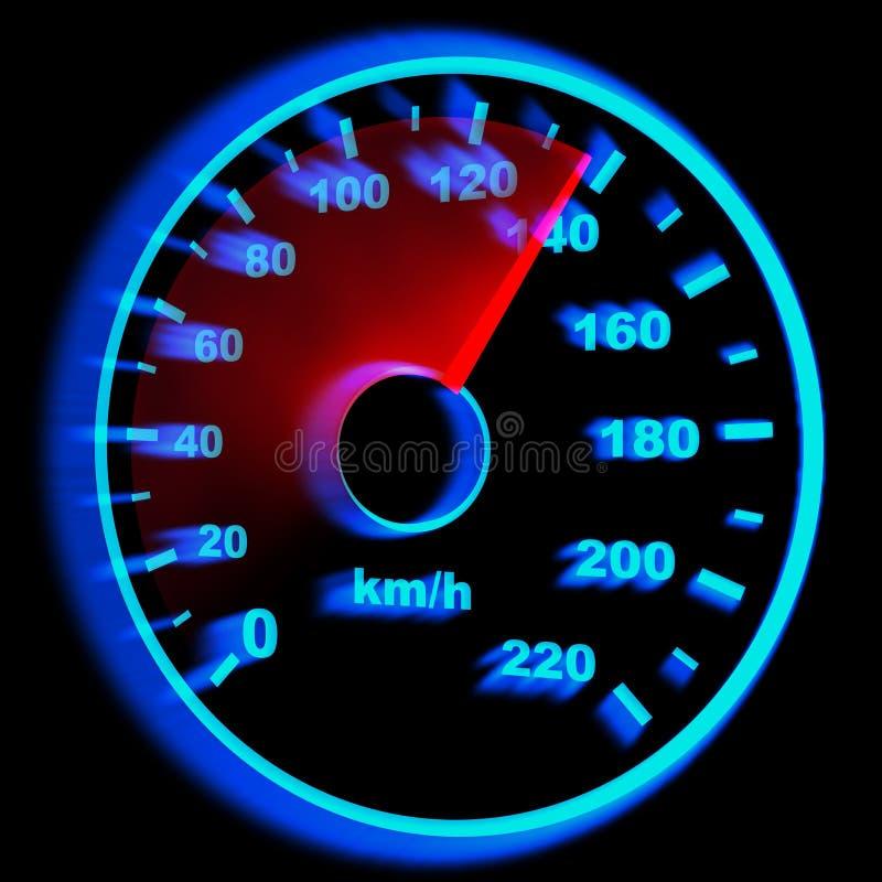 indicateur de vitesse photo stock image du dashboard 12899314. Black Bedroom Furniture Sets. Home Design Ideas