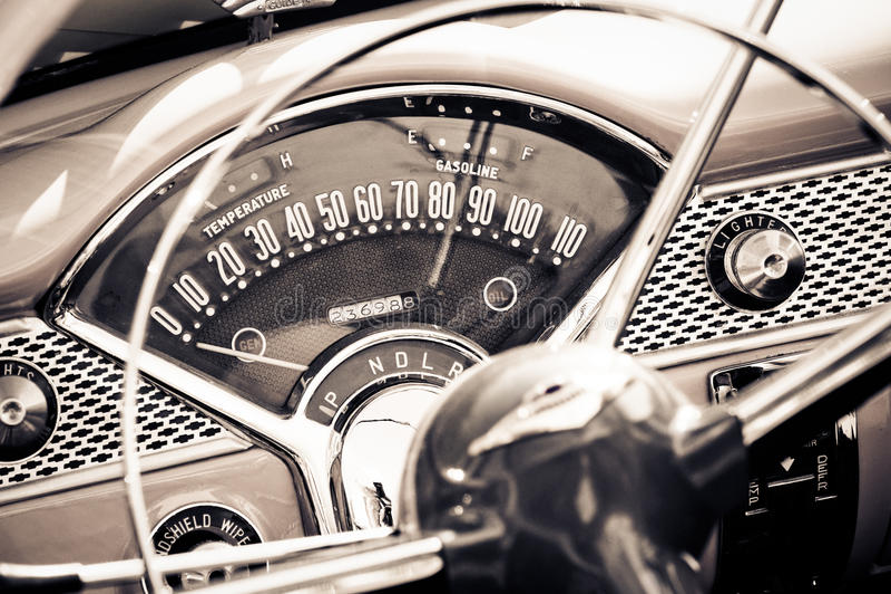 Indicateur de vitesse images libres de droits