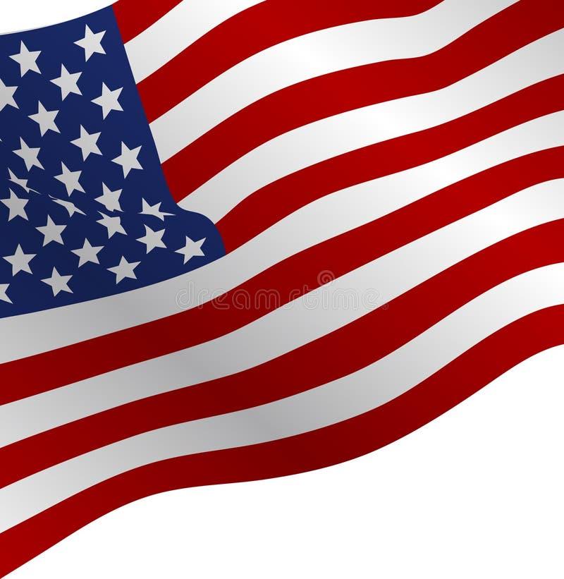 Indicateur des Etats-Unis. illustration stock