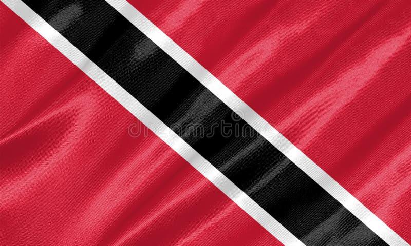 Indicateur des Trinité-et-Tabago photos stock