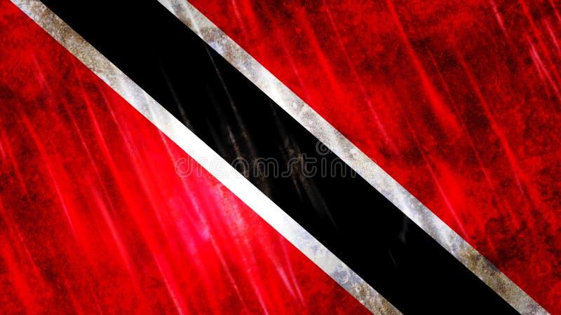 Indicateur des Trinit?-et-Tabago photos stock