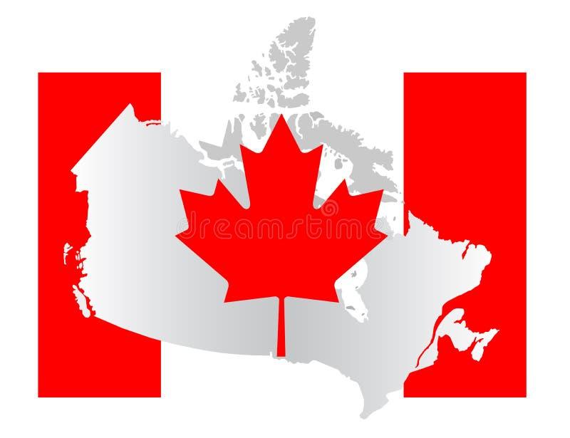 Indicateur du Canada photo stock