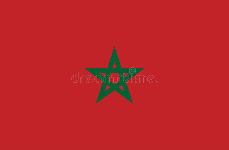 Indicateur du Maroc images libres de droits