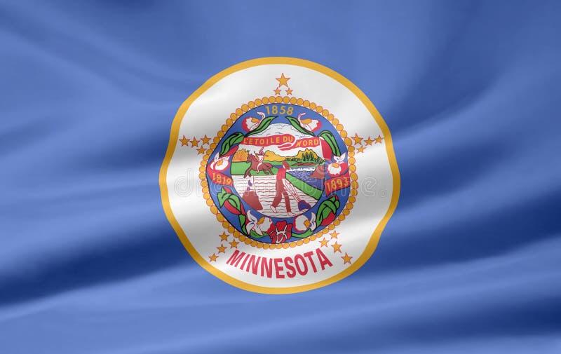 Indicateur du Minnesota illustration de vecteur