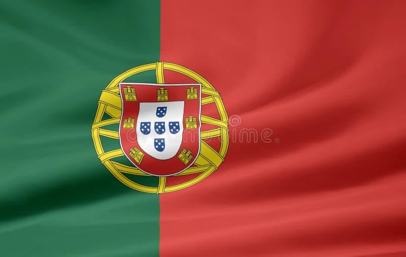 Indicateur du Portugal illustration libre de droits