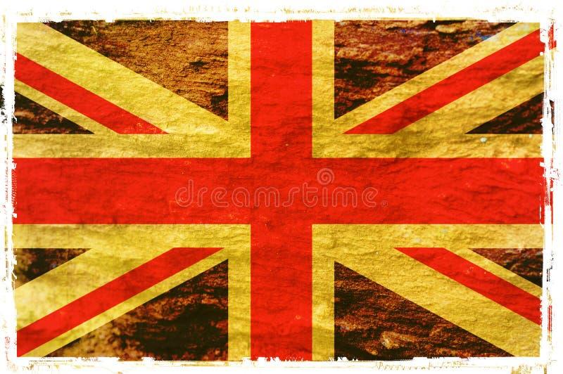Indicateur du Royaume-Uni illustration libre de droits