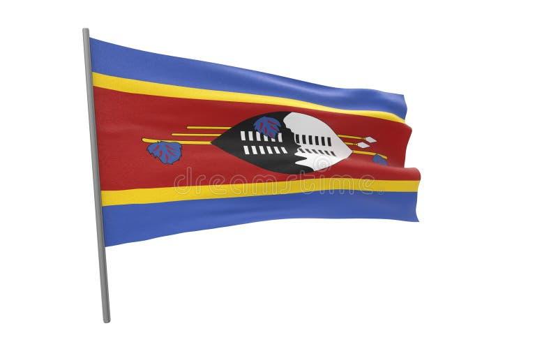 Indicateur du Souaziland photos libres de droits