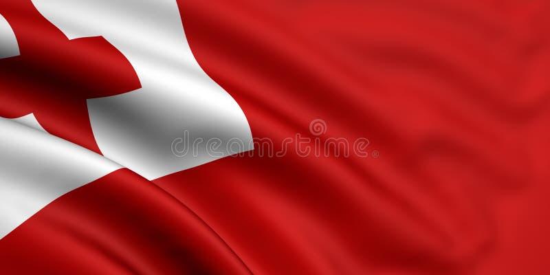 Indicateur du Tonga photo libre de droits