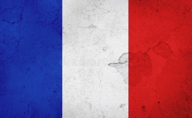 Indicateur français illustration libre de droits