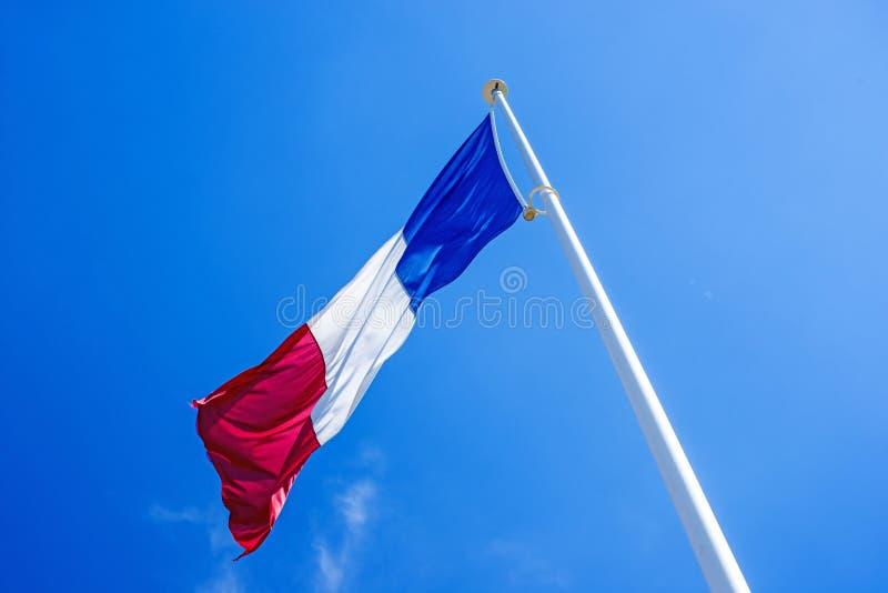 Indicateur français photo stock