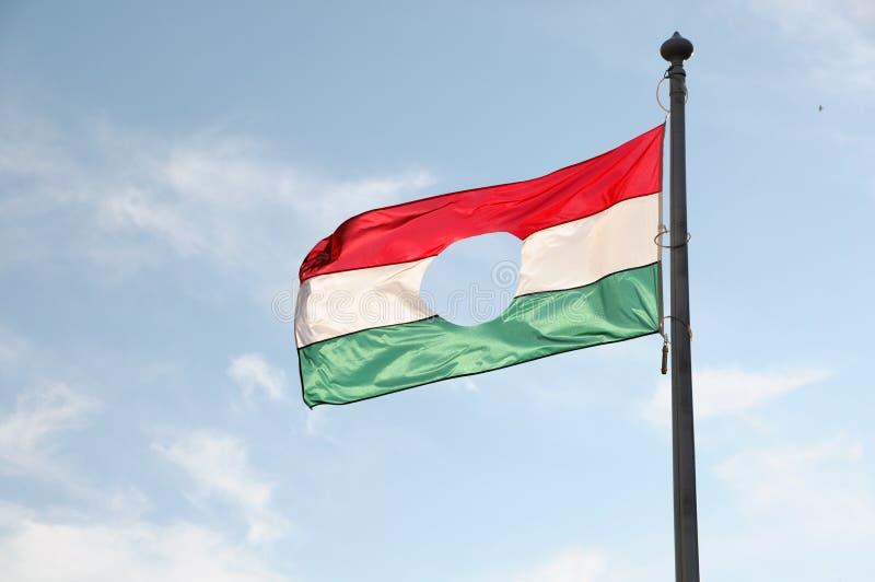 Indicateur hongrois photos libres de droits