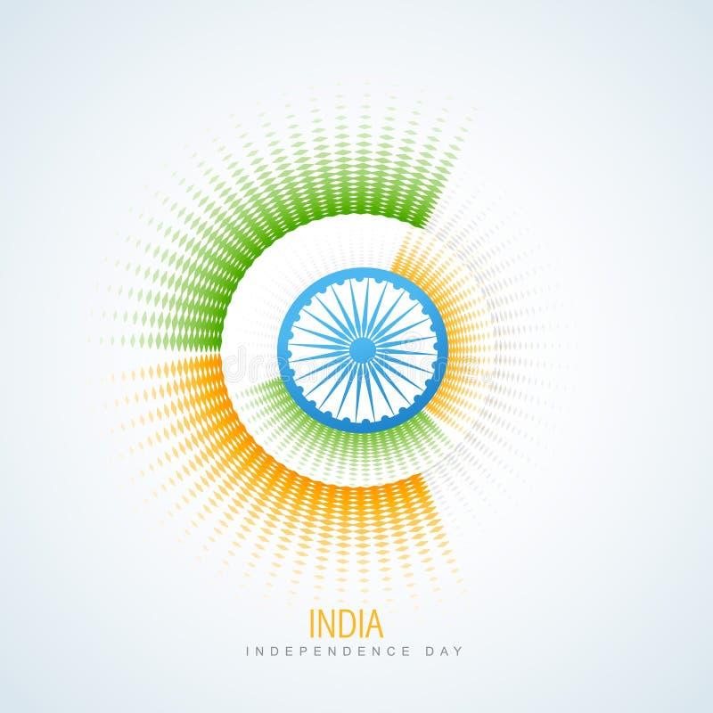 Indicateur indien créateur illustration libre de droits