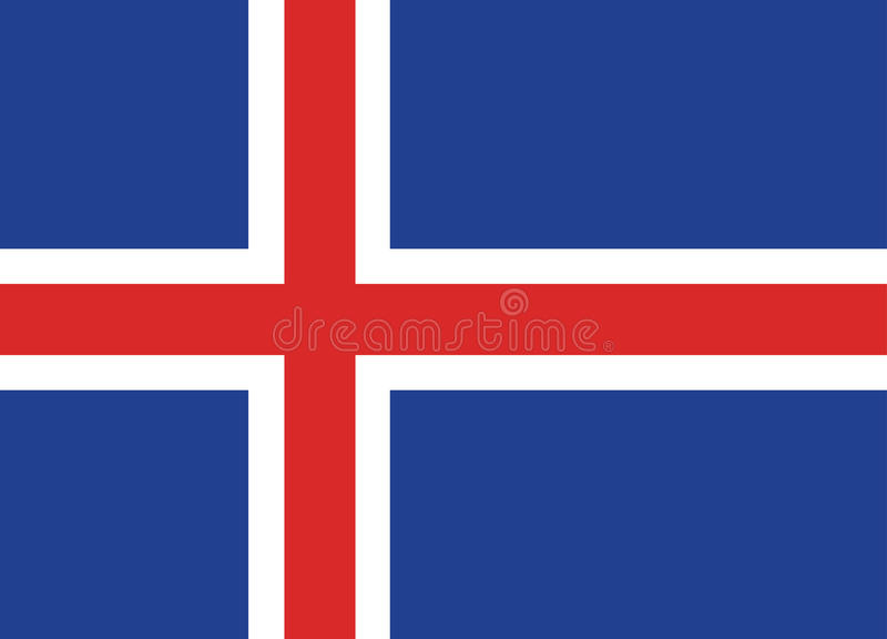 indicateur Islande photos stock