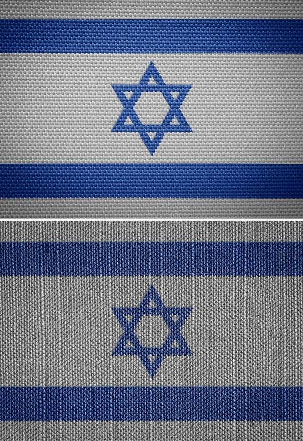 Indicateur israélien illustration stock