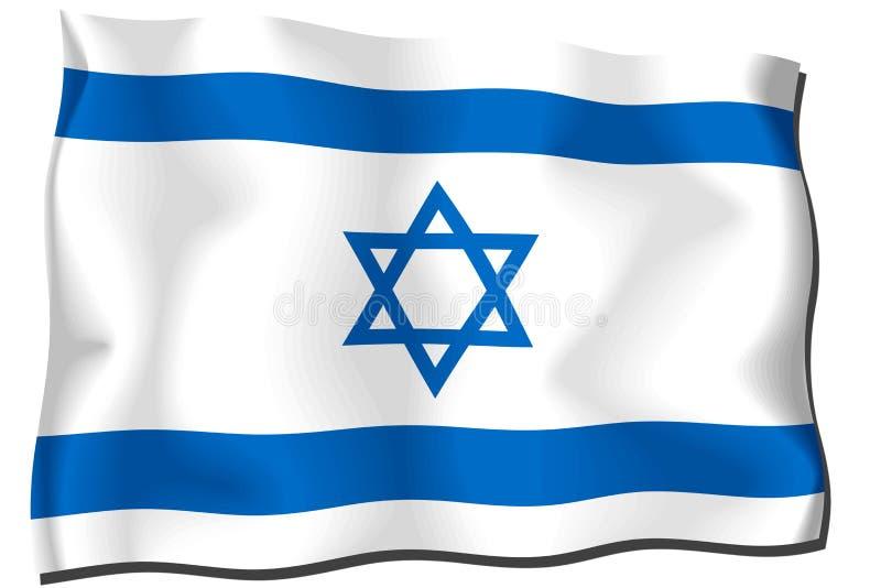 indicateur Israël illustration de vecteur