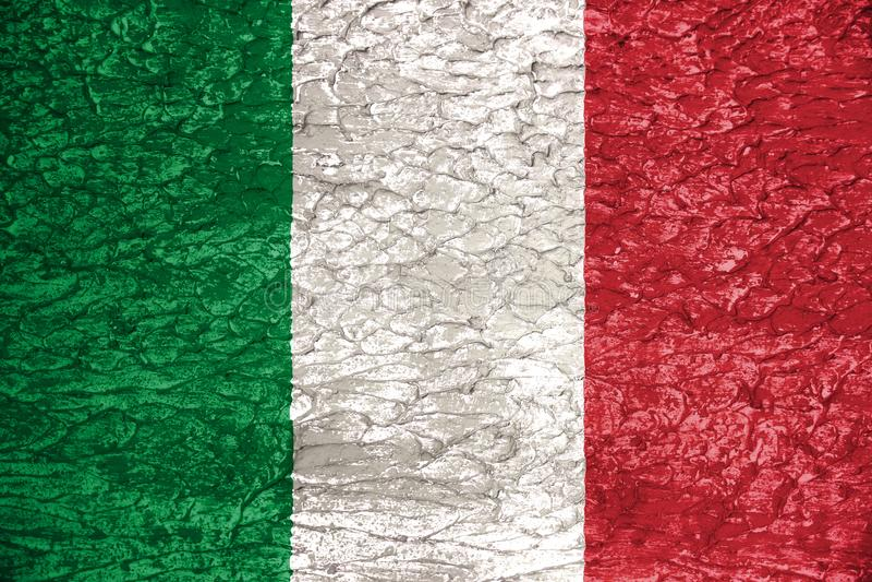 indicateur Italie illustration stock
