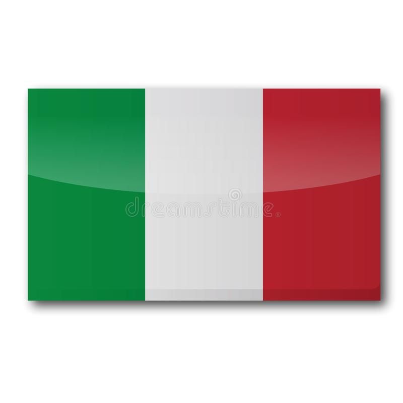 indicateur Italie illustration stock