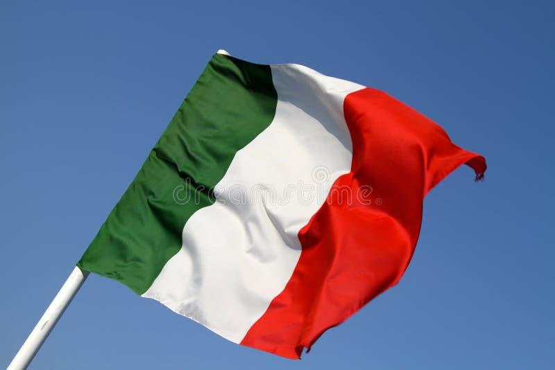 Indicateur italien image libre de droits