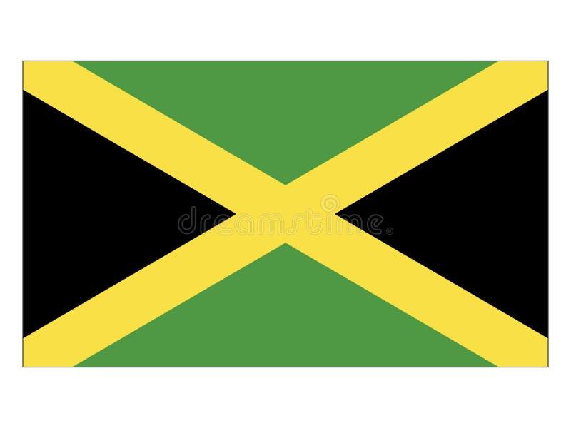 indicateur Jamaïque illustration libre de droits