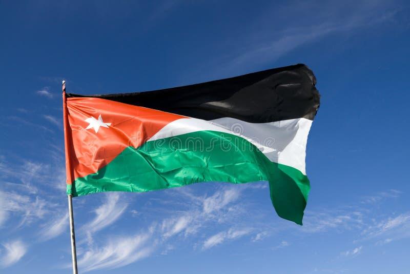 indicateur Jordanie photo libre de droits