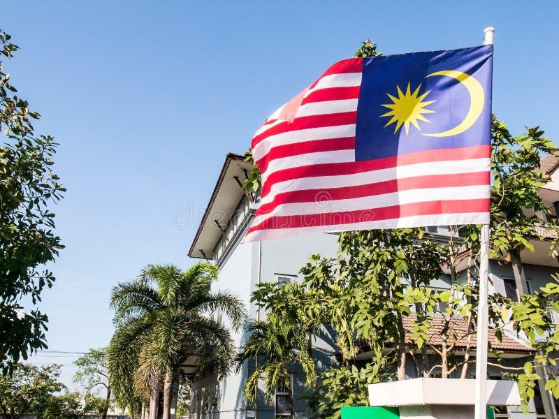 indicateur Malaisie photo stock