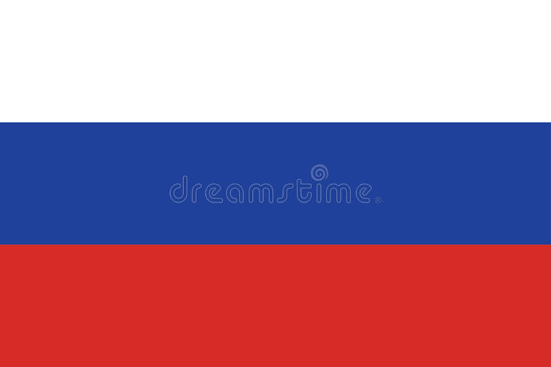 indicateur Russie photographie stock libre de droits