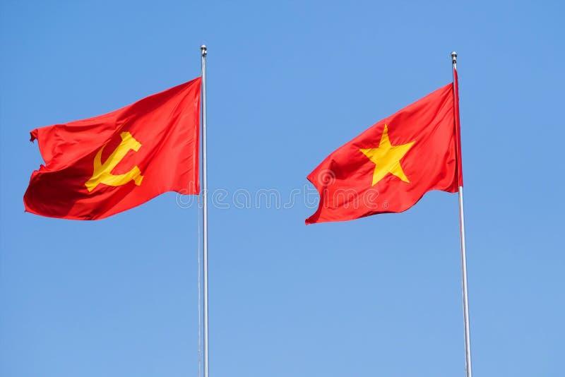 Download Indicateur vietnamien image stock. Image du fanion, nationalisme - 56477095
