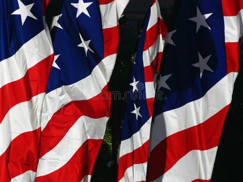 Indicateurs américains image libre de droits